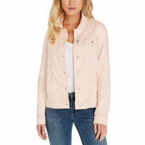 NWT! Buffalo Ladies' Knit Denim Jacket